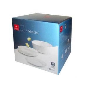 BORMIOLI set tanjira toledo 400875S