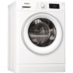 WHIRLPOOL mašina za pranje i sušenje veša FWDG96148WS EU