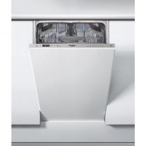 WHIRLPOOL ugradna mašina za pranje sudova WSIC 3M17