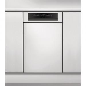 WHIRLPOOL poluugradna mašina za pranje sudova WSBO 3O23 PF X