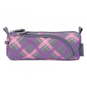 PULSE pernica 2U1 KIDS Plaid Butterfly 120645