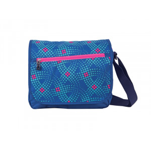 "PULSE torba na rame ""COTS"" Blue Dots 120815"