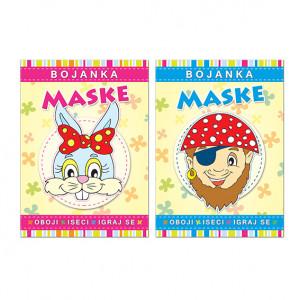 Bojanka MASKE