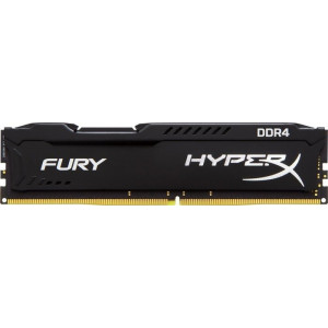KINGSTON memorija DDR4 16GB 2666MHz HyperX Fury HX426C16FB/16