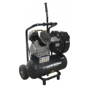 REM POWER elektro maschinen klipni kompresor EG 400/10/24