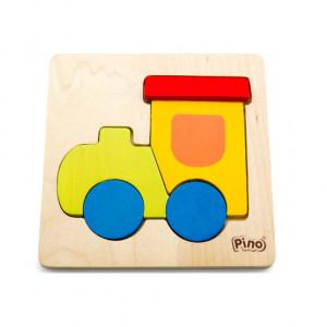 PINO Mini-slagalica Voz 7609-2