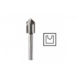 DREMEL burgija za glodanje (HSS) 6,4 mm 640