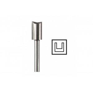 DREMEL burgija za glodanje (HSS) 6,4 mm 654