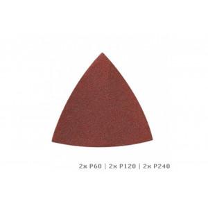 DREMEL brusni papir za drvo Multi-Max (P60, P120 i P240) MM70W