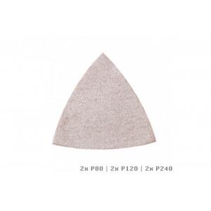DREMEL brusni papir za farbu Multi-Max (P80, P120 i P240) MM70P