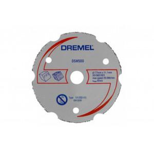 DREMEL DSM20 višenamenski karbidni disk za sečenje DSM500