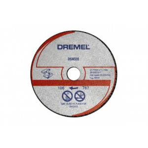 DREMEL disk za sečenje metala i plastike DSM510