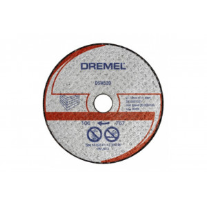 DREMEL DSM20 zidarski disk za sečenje DSM520