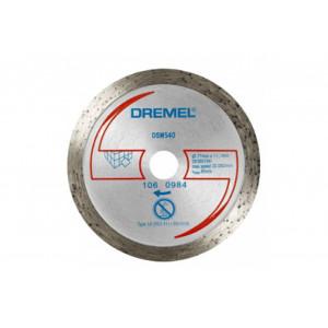 DREMEL DSM20 disk za sečenje sa dijamantskom pločom DSM540