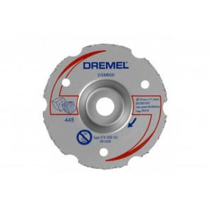 DREMEL DSM20 višenamenski karbidni disk za sečenje u ravni DSM600