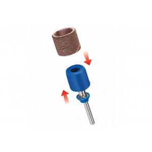 DREMEL osovina za brušenje i trake za brušenje EZ SpeedClic SC407