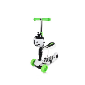 Chipolino Trotinet Kiddy EVO White/Green 710351