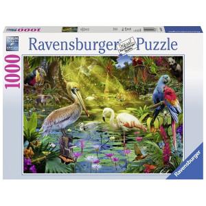 RAVENSBURGER Ravensburger puzzle (slagalice) - Raj za ptice RA19673