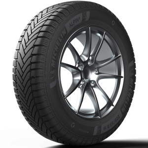 195/60R15 ALPIN 6 88T Michelin