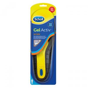 SCHOLL ulošci za obuću za posao Gel Active - 42-48 410240