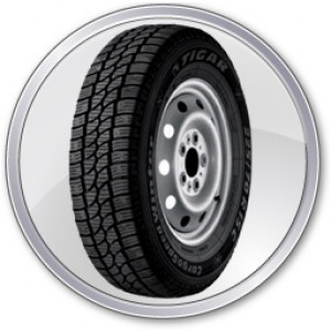 TIGAR 185/75 R 16C 104/102R TL CARGO SPEED WINTER TG