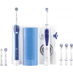ORAL B oralni irigator i električna četkica za zube OxyJet centar Pro2000 4210201196709