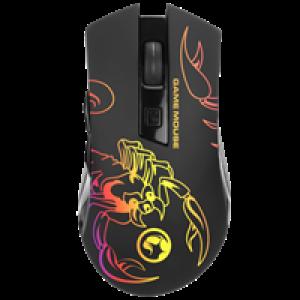 Miš USB Marvo M209 6D gejmerski sa 7 boja pozadinskog osvetljenja 003-0274