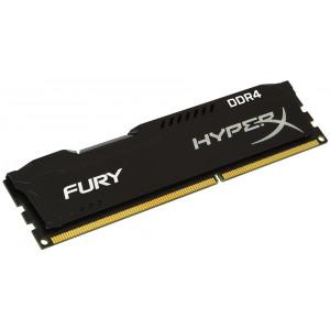 KINGSTON memorija  DDR4 8GB 2400MHz HyperX Fury