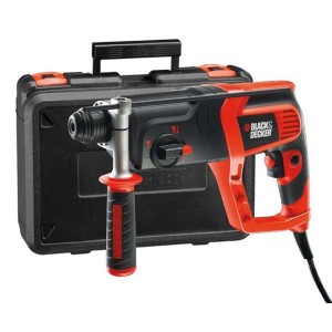 BLACK&DECKER elektro pneumatski čekić 710W SDS-plus + kofer KD975KA
