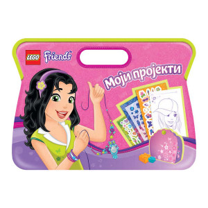 LEGO® Friends: Moji projekti