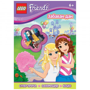 LEGO® Friends: Zabavan dan