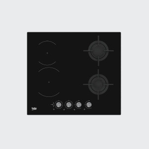 BEKO ugradna kombinovana staklokeramička ploča HILM 64222 S