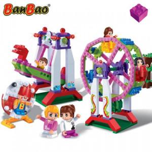 BANBAO kocke Zabavni park 6110