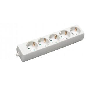 COMMEL produžni kabl sa 5 utičnica C232-501