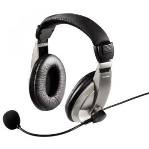 HAMA PC slušalice sa mikrofonom AH-100 53994