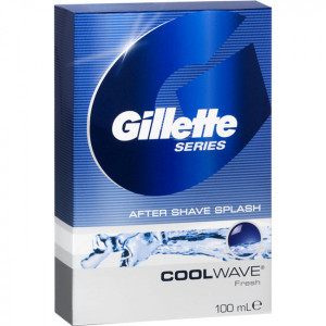 Gillette A/S Lot 100ml Series Cool Wave 502206