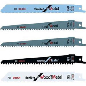 BOSCH zamenski noževi 5 kom za KEO akumulatorsku testeru - F016800307