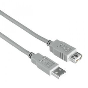 HAMA USB produžni kabl USB A na USB A, 3,0m (30618)