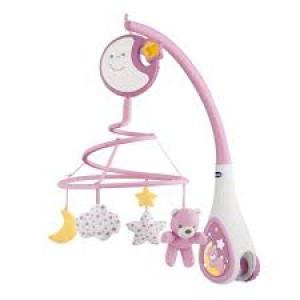 Chicco Next2Dreams vrteska roze A034096
