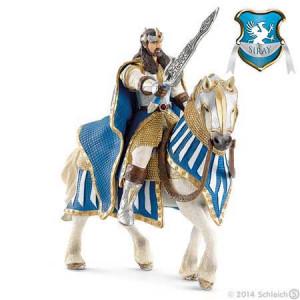 SCHLEICH kralj vitezova reda grifona na konju 70119