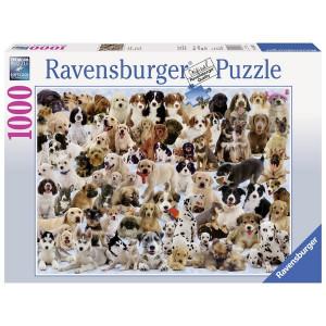 RAVENSBURGER puzzle (slagalice)- katalog pasa RA15633
