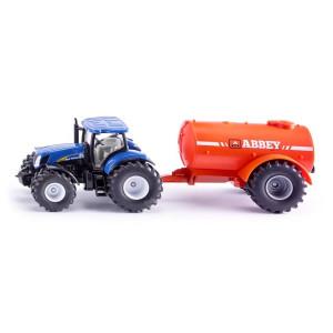 SIKU igračka Traktor sa cisternom 1945