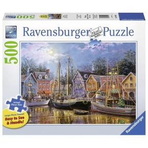 RAVENSBURGER puzzle (slagalice)- usidreni brodovi RA14912