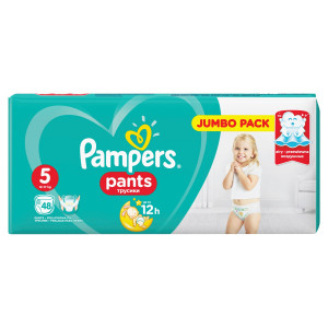 PAMPERS PANTS JP 5 JUNIOR (48)