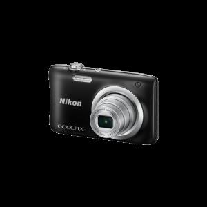 NIKON coolpix fotoaparat Dig A100 f.a. Crni 81192