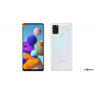 Samsung Galaxy A21s 3/32GB DS White SM-A217FZWNEUF