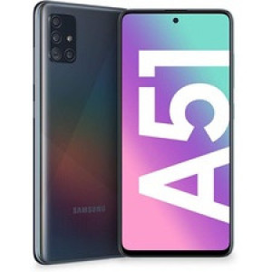 Samsung Galaxy A51 DS Black SM-A515FZKVEUF