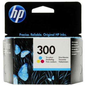 HP kertridž No.300 Tri-color DeskJet D1660/D2560/F2420/F2480 CC643EE
