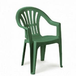 KONA baštenska stolica plastična zelena 041833