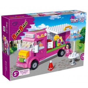 BANBAO Trendy City kocke kamion sa sladoledom 6117